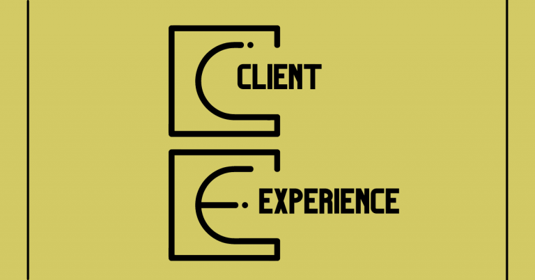 Client Experience text